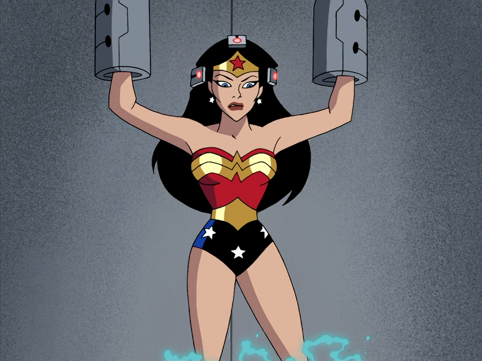 Justice League Porn Nude Fakes