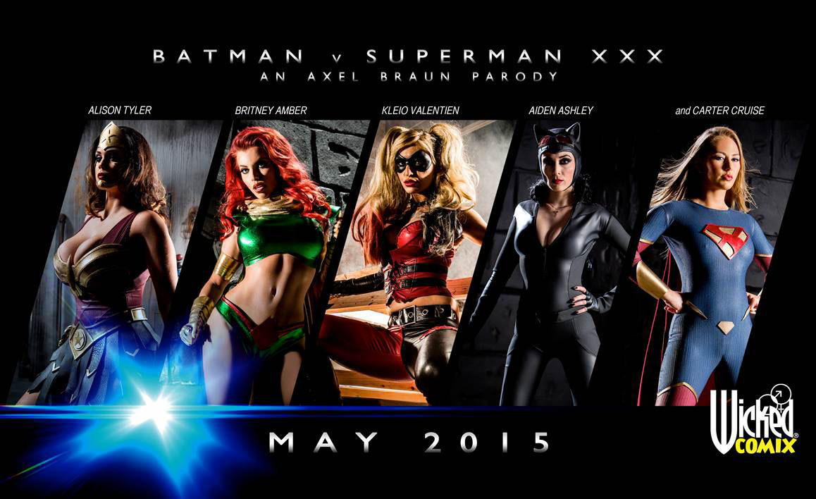 Batwoman Xxx co/ - comics & cartoons » thread #80769974