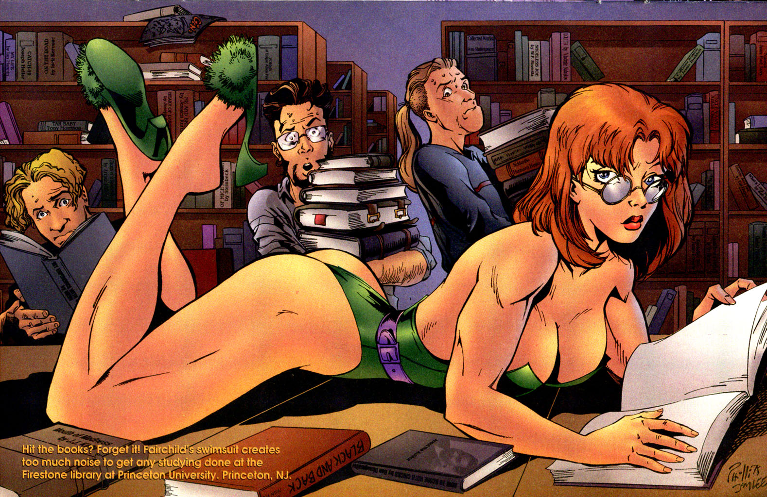 Xxx porn comic book covers