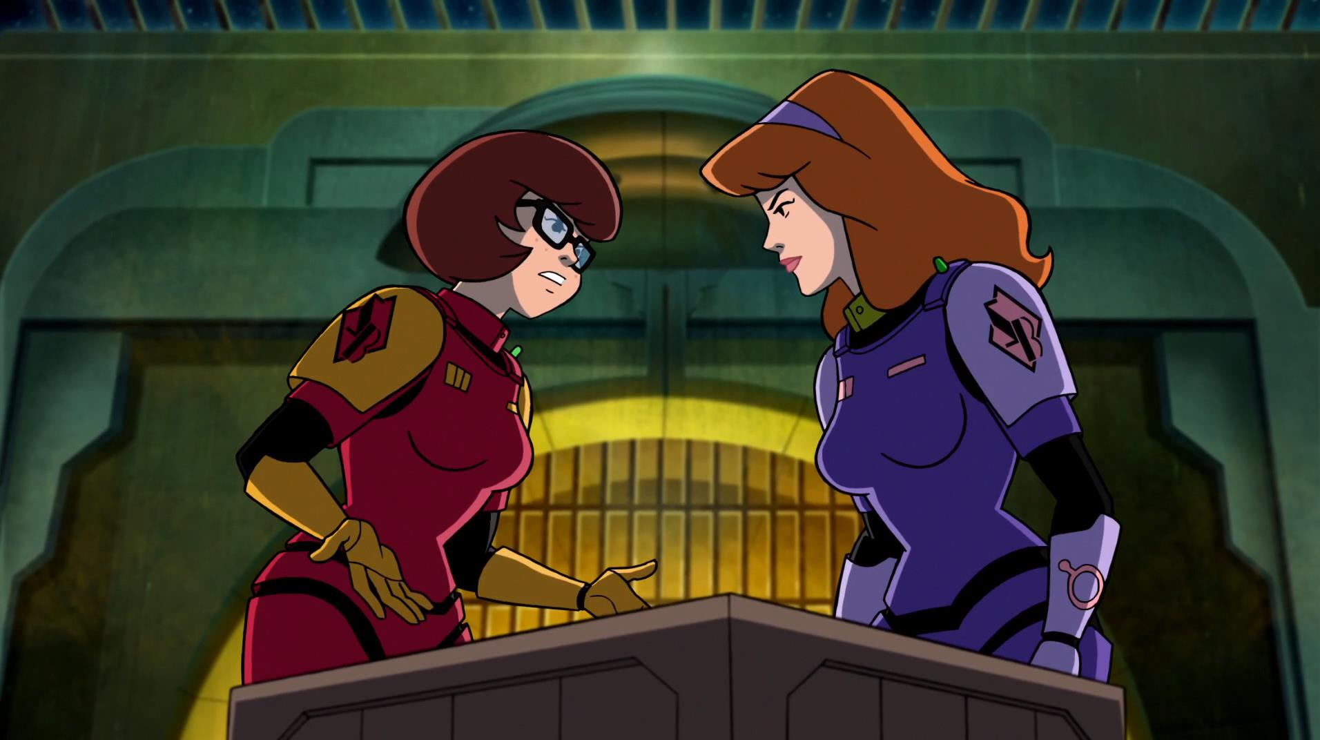 Velma And Daphne Sex Game