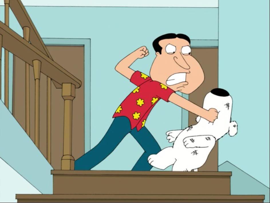 Gay Peter Fucks Quagmire Family Guy Porn Free Pics