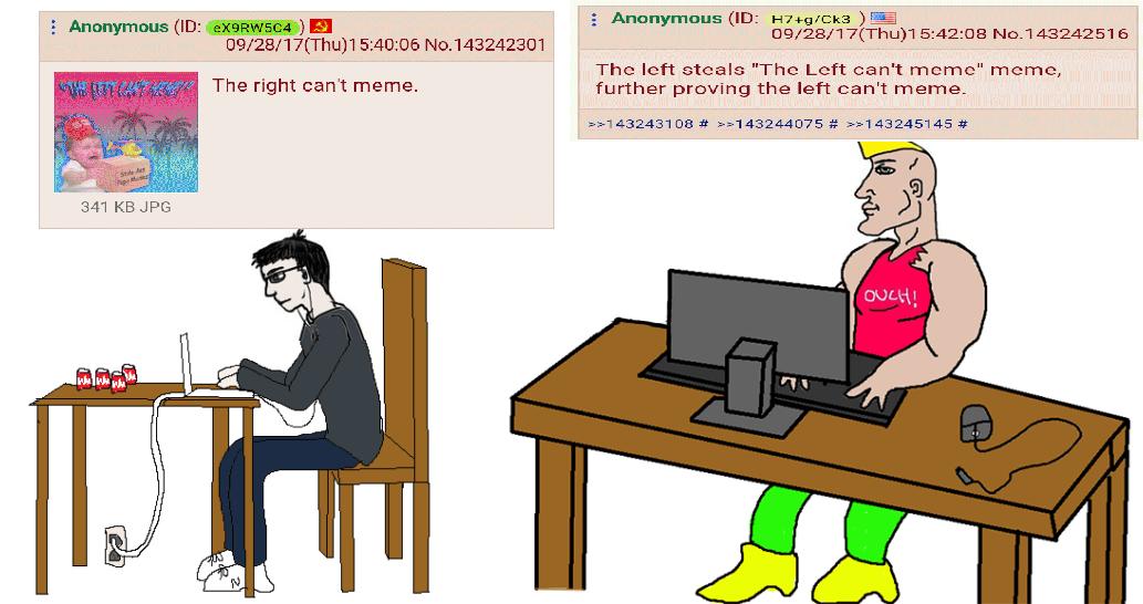 1508561458310 vice writes article about the left's meme culture; proves the left