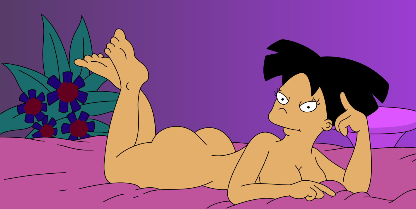 Futurama amy wong philip