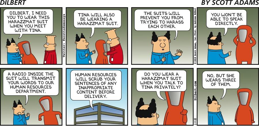 Dilbert who s my bitch — 13