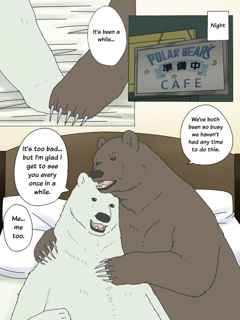 View SameGoogleiqdbSauceNAO Polar Bear and Grizzly Just Have (.