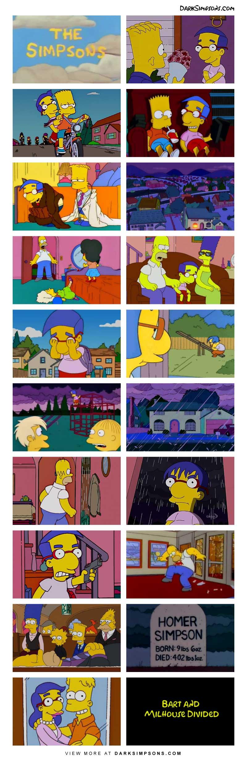 Bart Fucks Milhouse co/ - comics & cartoons » thread #99485666