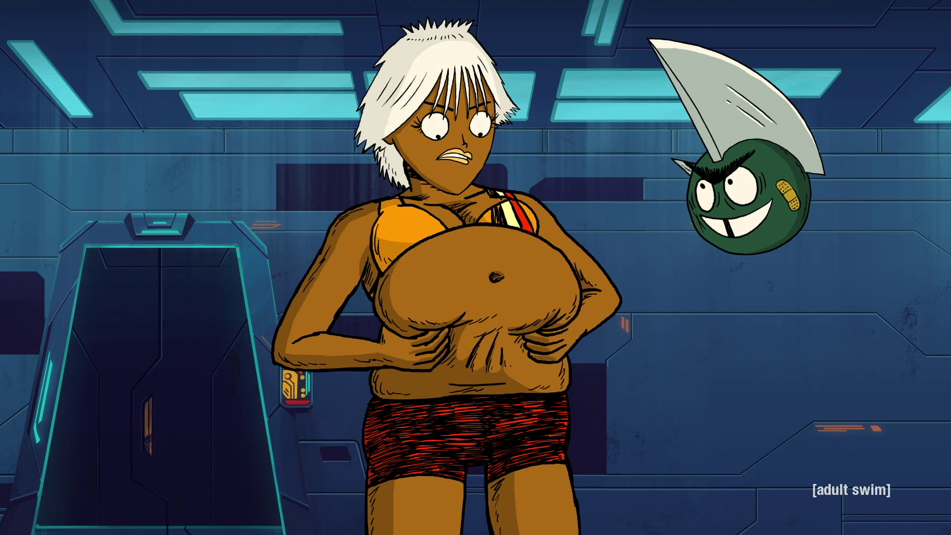 Showing Porn Images For Space Danny Adult Swim Porn
