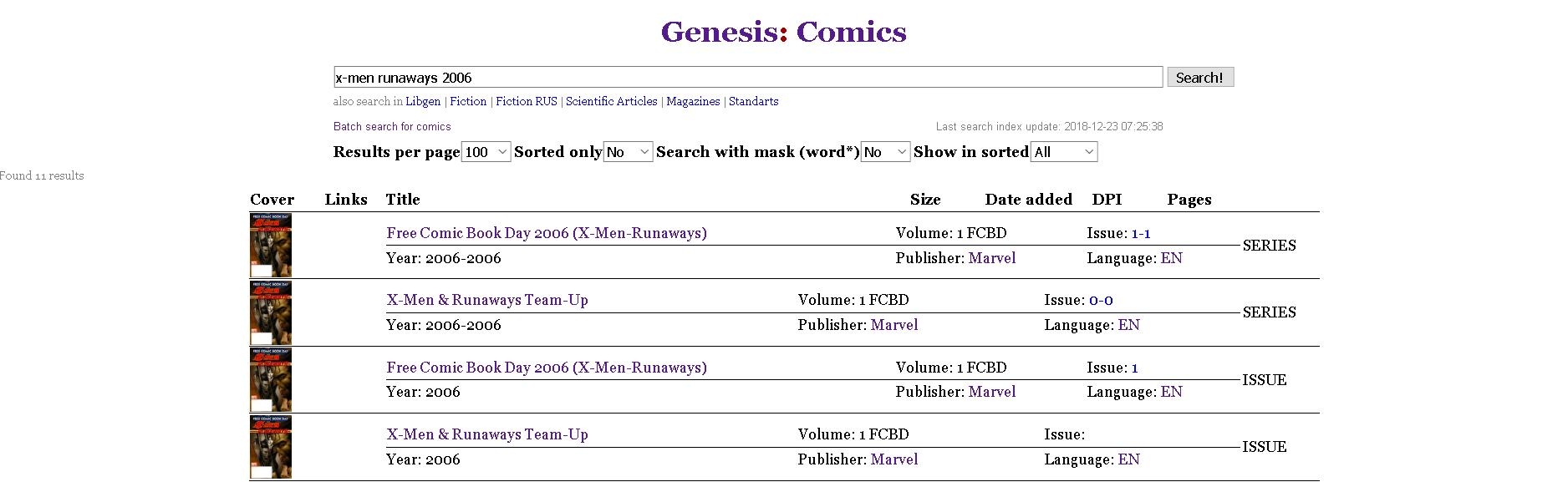 co/ - Comics & Cartoons » Thread #105011917