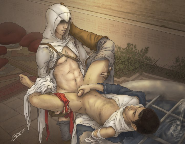 Assassins creed lucy nude hentai