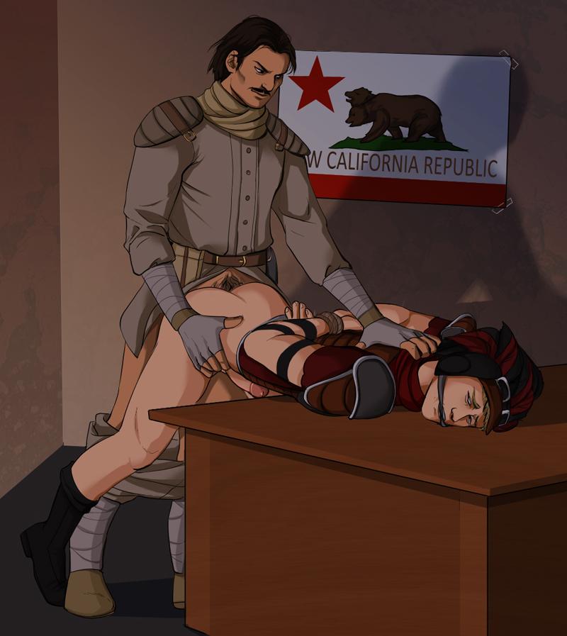 fallout 2 секс