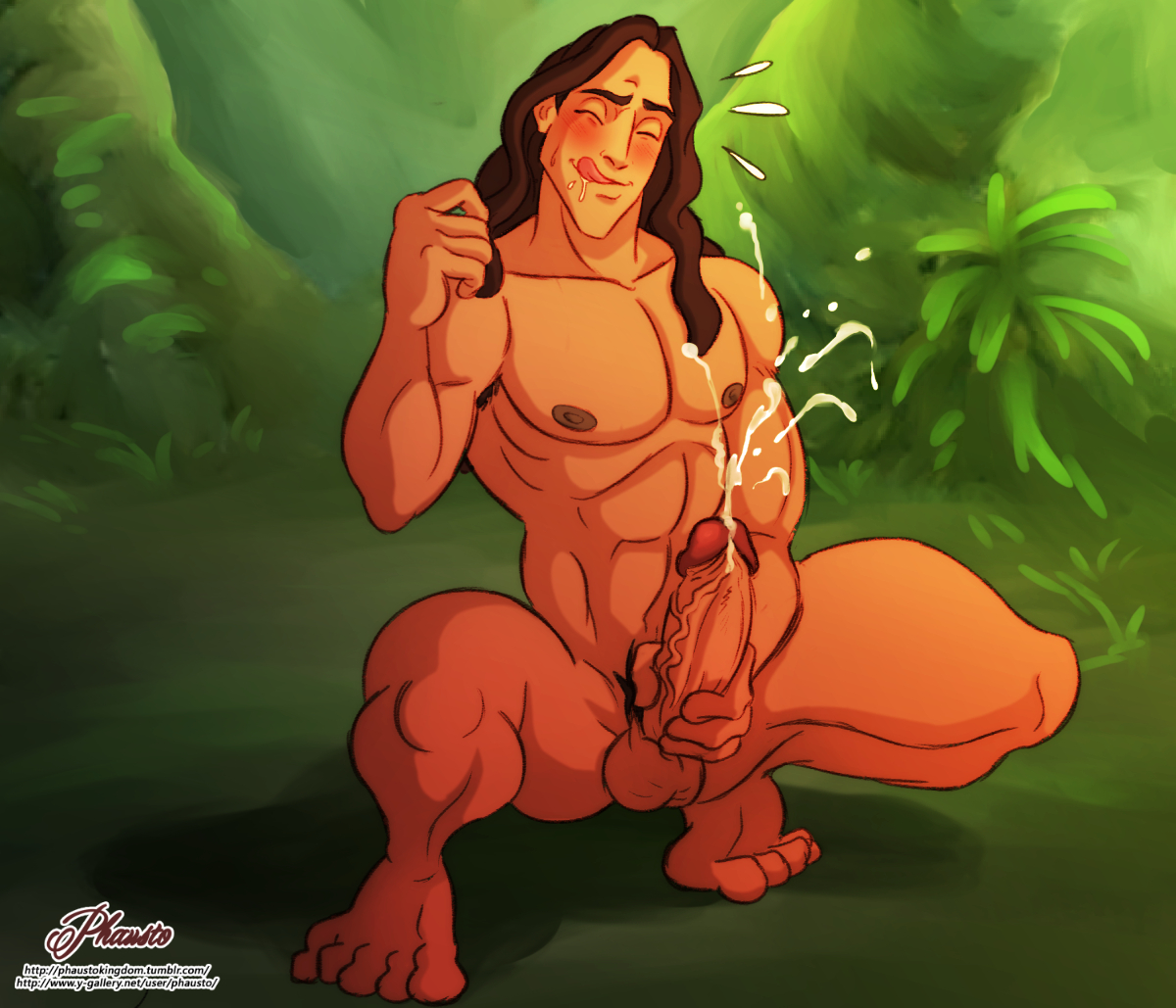 Tarzan and jane's hot jungle games