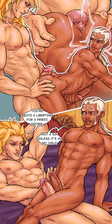 Διάβολος γκέι πορνό