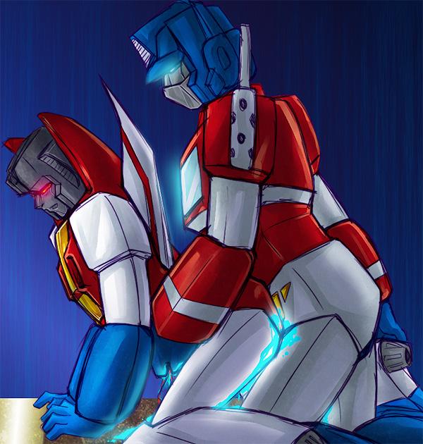 Transformer gay