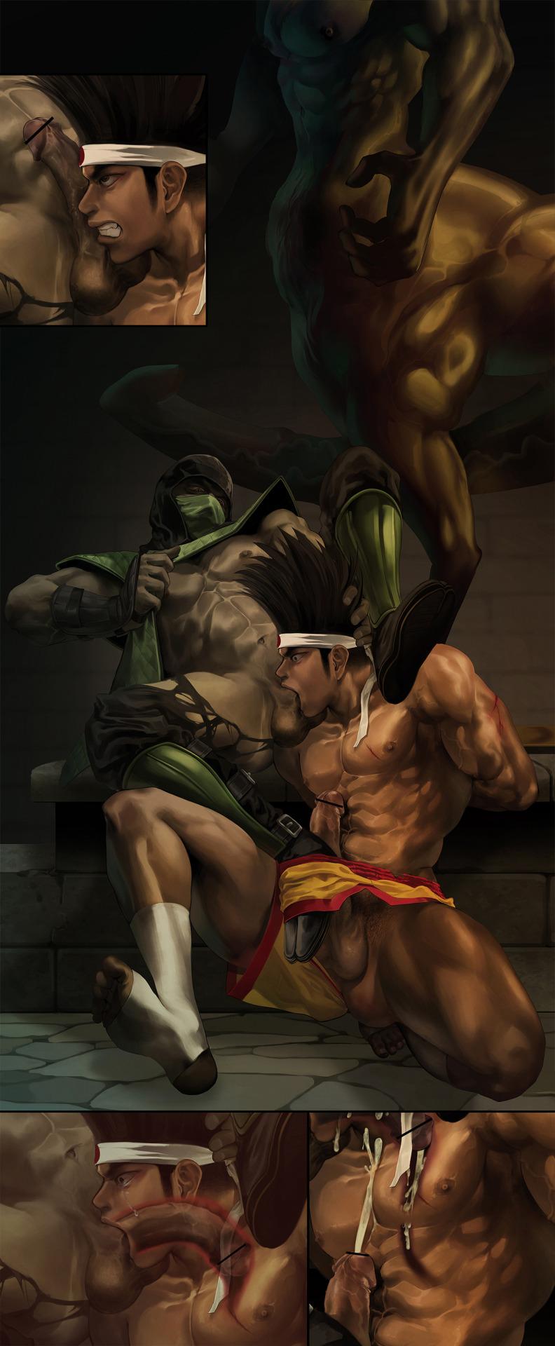 Mortal Kombat Hot Lesbians Fucking