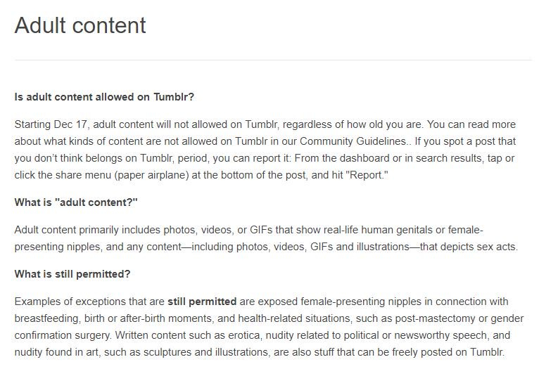 11 tumblr alternatives that still allow adult content filthy - 760×522